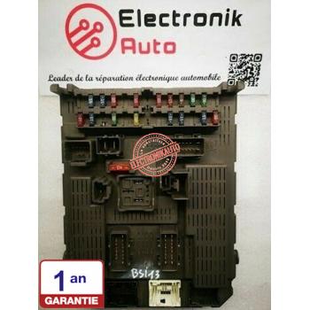 Relay box or Fuse box BSI PEUGEOT CITROEN REF: 1499704080,