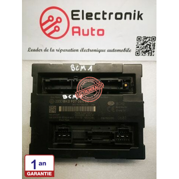ELECTRONIC BOX OR BCM2 AUDI REF: 8K0907064EE, 5DK009918, 0167820130,