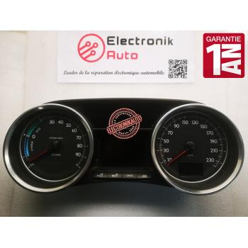 Peugeot 508 Speedometers: 5550030709, LXFIOK29N,
