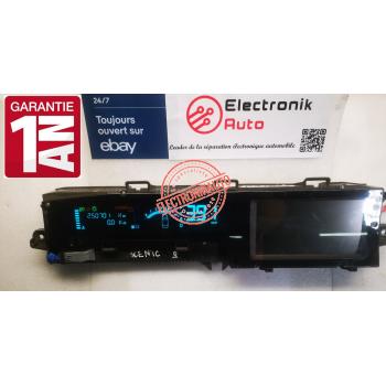 RENAULT SCENIC speedometer ref: P8200704466, J84HGA6,
