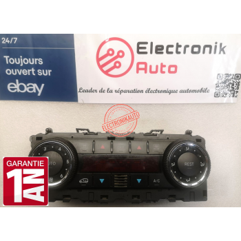 Mercedes automatic air conditioning control ref: A1698301485, 69840003,