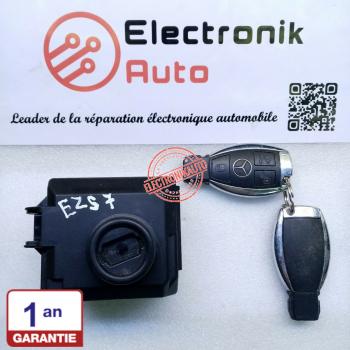 EZS or Mercedes W212 ignition lock with 2 keys ref: A2129055400,