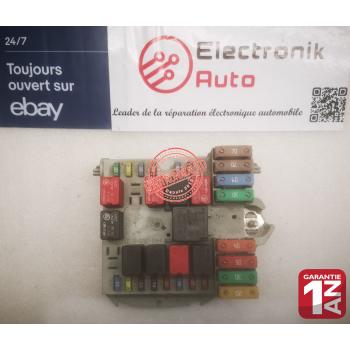 Fiat Fuse Box REF: 51739427, 57657, 0051739427057657
