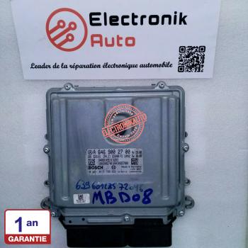 CALCOLO ATE UR Motore Bosch per MERCEDES Rif: A6469002700, 0281016706,