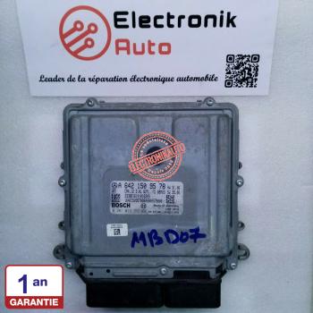 CALCOLO ATE UR Motore Bosch per MERCEDES Rif: A6421509578, 0281013752,