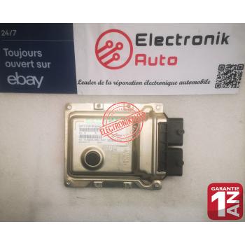 Engine ECU FIAT 500 1.2 REF: 9GF.T6, HW003, 52068595, DVIHVV77T,