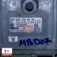 CALCULATION ATE UR Bosch engine for MERCEDES Ref: A6421509578, 0281013752,