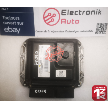 Opel engine control unit ref: 55575315, 86AALP2092941083, MB275800, 275820955101,
