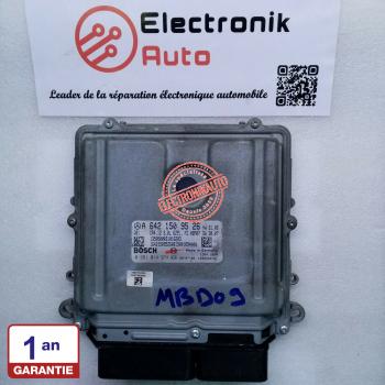 CALCULATION ATE UR Bosch engine for MERCEDES Ref: A6421509526, 0281014974,
