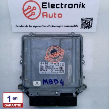 CALCOLO ATE UR Motore Bosch per MERCEDES Rif: A6421509678, 0281013753,