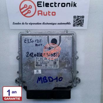 CALCULATEUR moteur Bosch pour MERCEDES Ref: A6421508900, 0281016656,