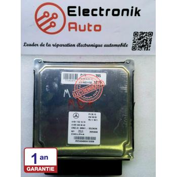 Engine ECU Delphi Mercedes Vito W639 Ref: A6511501879, A0054469640,