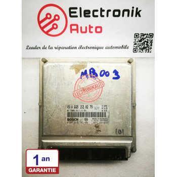 BOSCH MOTOR ATE CALCULATION for Mercedes A6681530279, 0281010793