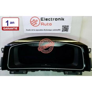 Velocímetro digital Volkswagen Golf 7 ref: 5G1920794A, A2C10385600,