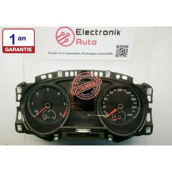 Velocímetro Volkswagen Golf VII ref: 5G0920, 860A, A2C53427456AK,