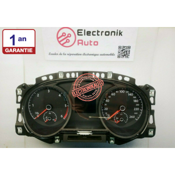 Volkswagen Golf VII Speedometer ref: 5G0920, 860A, A2C53427456AK,