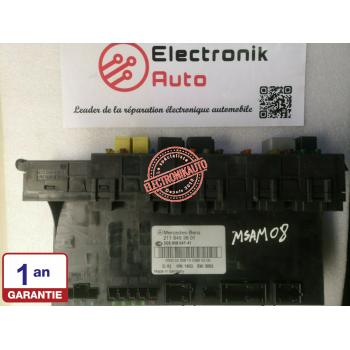 Mercedes SAM fuse or ECU box Ref: 2115453601, 5DK008047-41