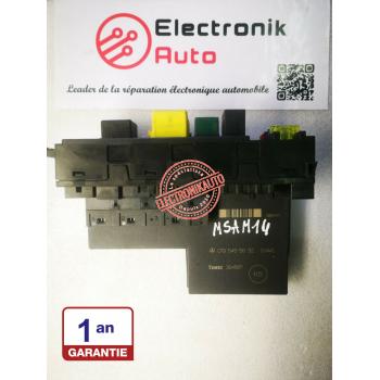 Mercedes SAM fuse or ECU box Ref: 0195455632, 304587, 98W11,