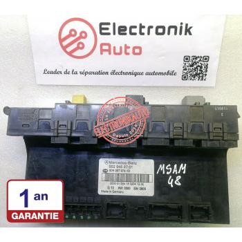 Mercedes SAM fuse or ECU box ref: 0025459701, 5DK007974-10,