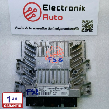 Continental engine control unit for Ford ref: 5WS40778F-T, 7M51-12A650-BCE,