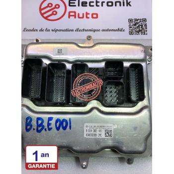 Bmw Engine Control Unit 0261S09472, 8674302-01, 030233399,