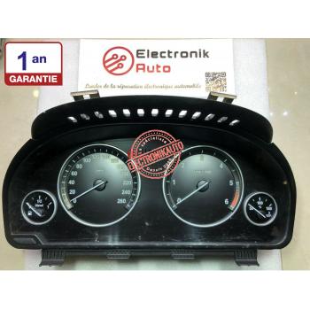 Speedometer Bmw F10, F11, F01, F02, ref: 9339895-01, 2633646-02, 28258537,191533-10,