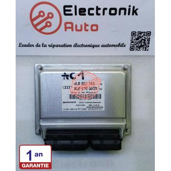 Continental Audi engine control unit ref: 4LO907553, 4LO910553B,