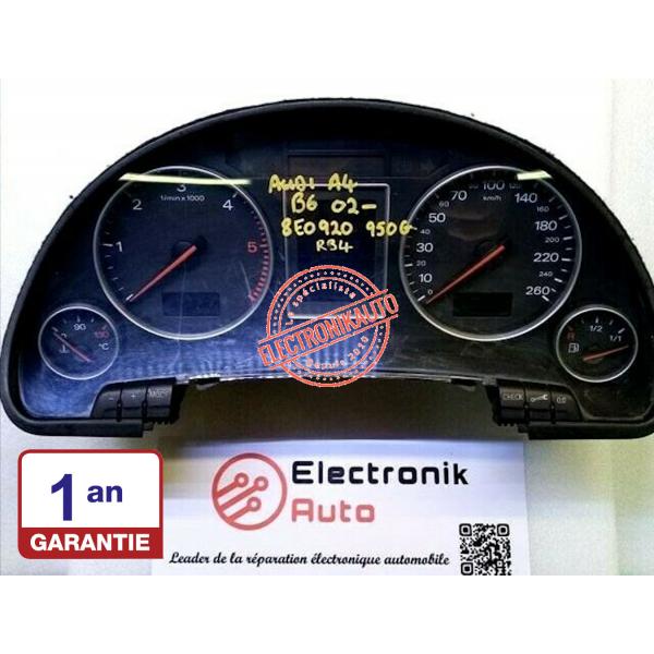 Bosch speedometer for Audi A4 ref: 036901830,