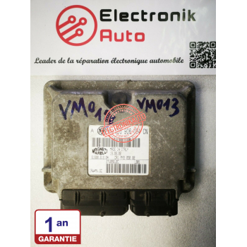 Volkswagen engine control unit and seat ref: A2036906034CN, A2036906034, 036906034,