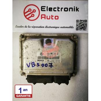 Bosch MOTOR ATE CALCULATION for Volkswagen Ref: 030906032CG, 0261207178,