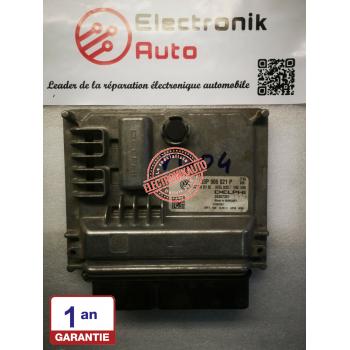 Delphi engine control unit for Volkswagen Ref: 03P906021BE, 28307351,