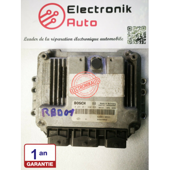CALCUL ATE UR engine BOSCH RENAULT SCENIC 2 1.9 DCI ref: 0281011390, 8200310863,