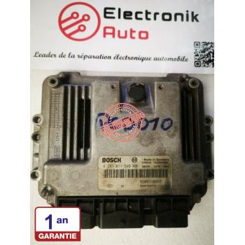 Engine ECU Renault Megane 2 Scenic 2 Ref: 0281011549, 8200310863,