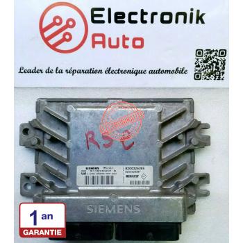 Siemens Renault engine control unit ref: S110140201, 8200326395, 8200326387,