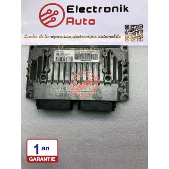 Siemens Engine Control Unit PEUGEOT CITROEN 2.0 DIESEL ref: HW9659838680