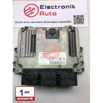 ECU ENGINE BOSCH EDC17C10 Peugeot, Citroen ref: 0281030546,