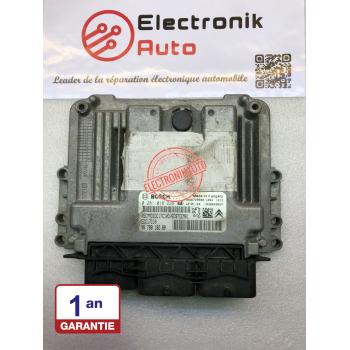 Engine ECU Bosch Peugeot Citroen 1.6 HDI EDC17C10 Ref: 0281018228,