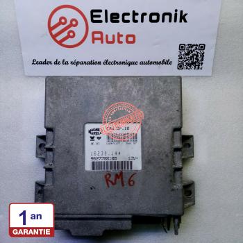 Magneti Marelli Peugeot Citroen engine control unit ref: 9627788180, UW9KVJ27,