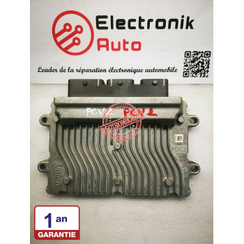 Engine control unit Valeo peugeot citroen 9166502039, V29006828A, CMDE9666909780,