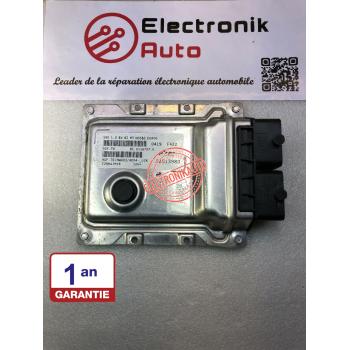 Engine ECU FIAT 9GF.T6 Ref: 52013980, BC.0116757.G, C2RH4JM1R,