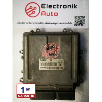 Volvo XC70 engine control unit ref: 0281012103, 30729826A, 30729826,