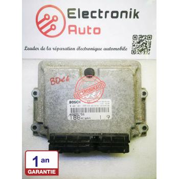 Bosch Fiat engine control unit ref: 0281001955, 46825756,