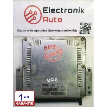 Bosch CITROEN engine control unit ref: 0281010550, 9641608480, EDC15C2,