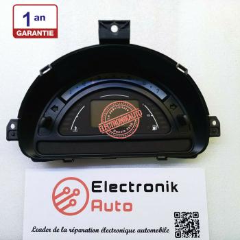 Citroen C3 Tachometer Ref: P9652008280, 9652008280, P9652008280H01,