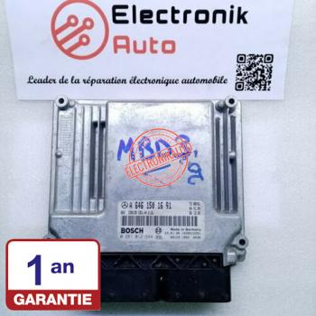 CALCOLO Motore ATE UR per MERCEDES Rif: A6461501691, 0281012344,